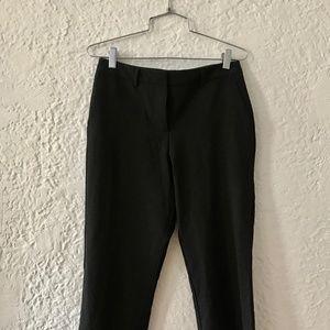ASOS Black Straight Leg Smart Trousers Womens NWOT